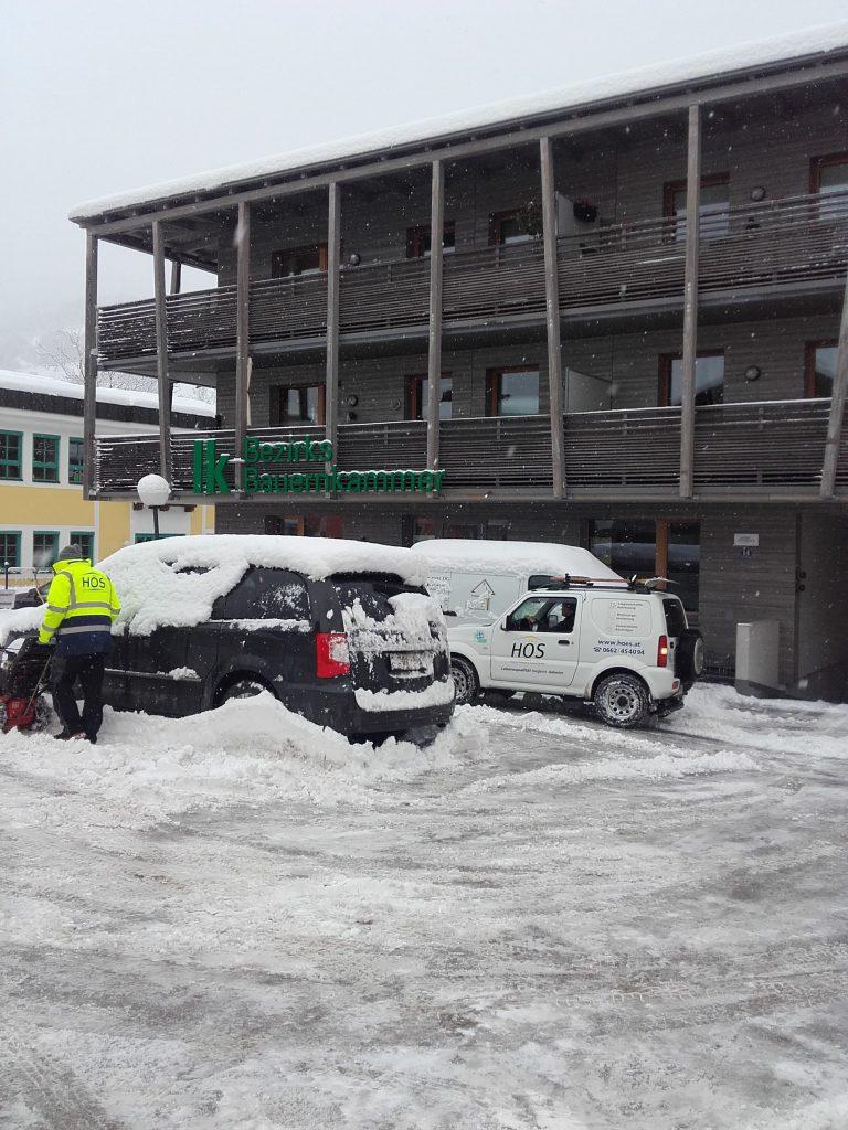 Schneeräumarbeiten (1)
