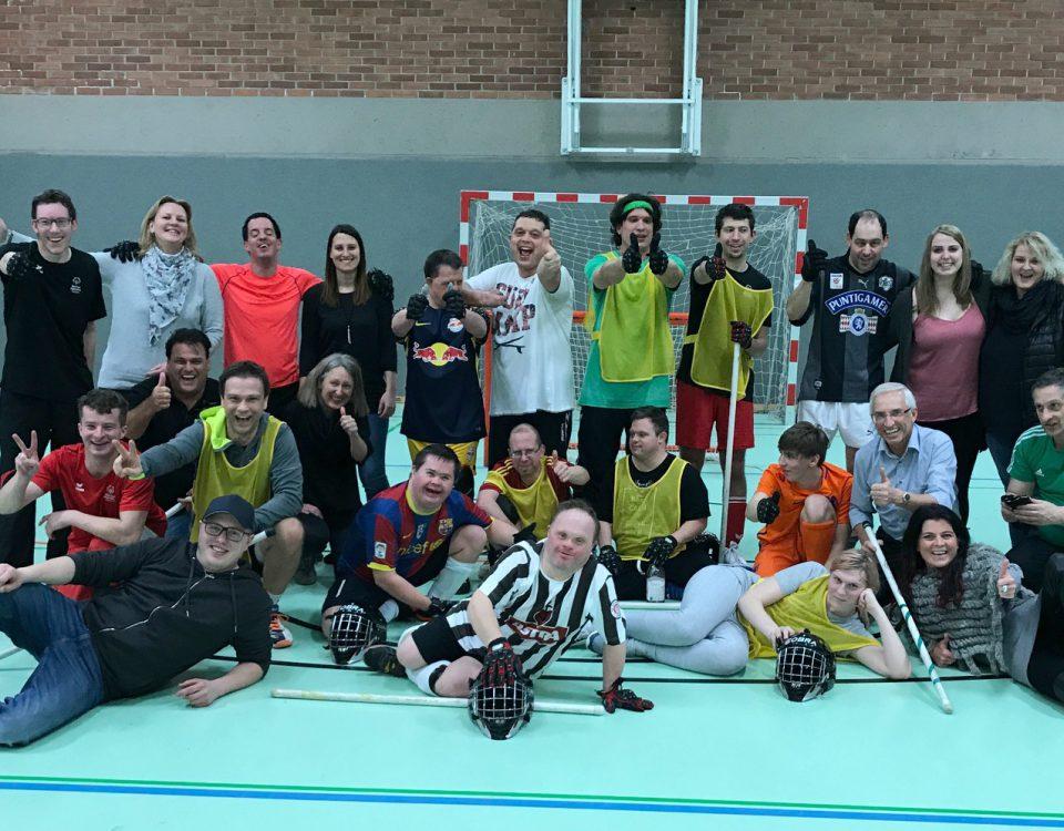 Foto_Floorhockey_Mannschaftsbild